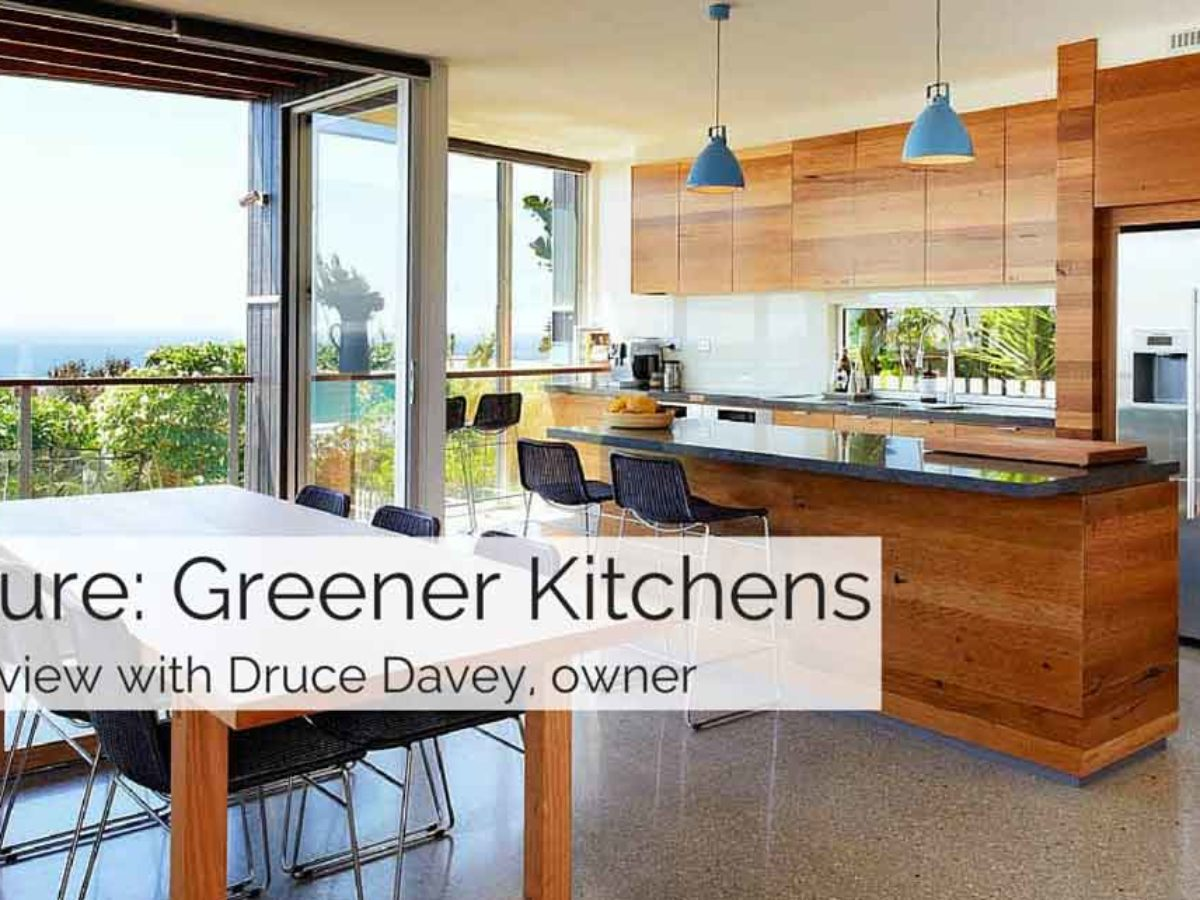 Greener Kitchens How To Design And Build A Sustainable Kitchen