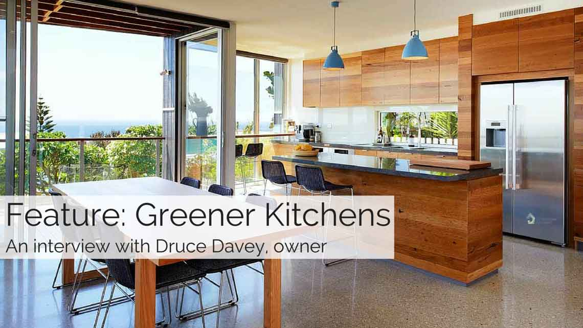 ... Design And Build A Sustainable Kitchen. UndercoverArchitect Greener  Kitchens