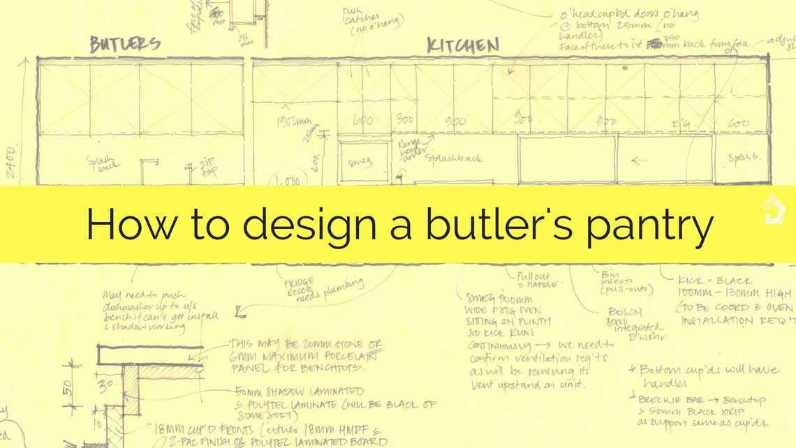 luxury house plans with butlers pantry