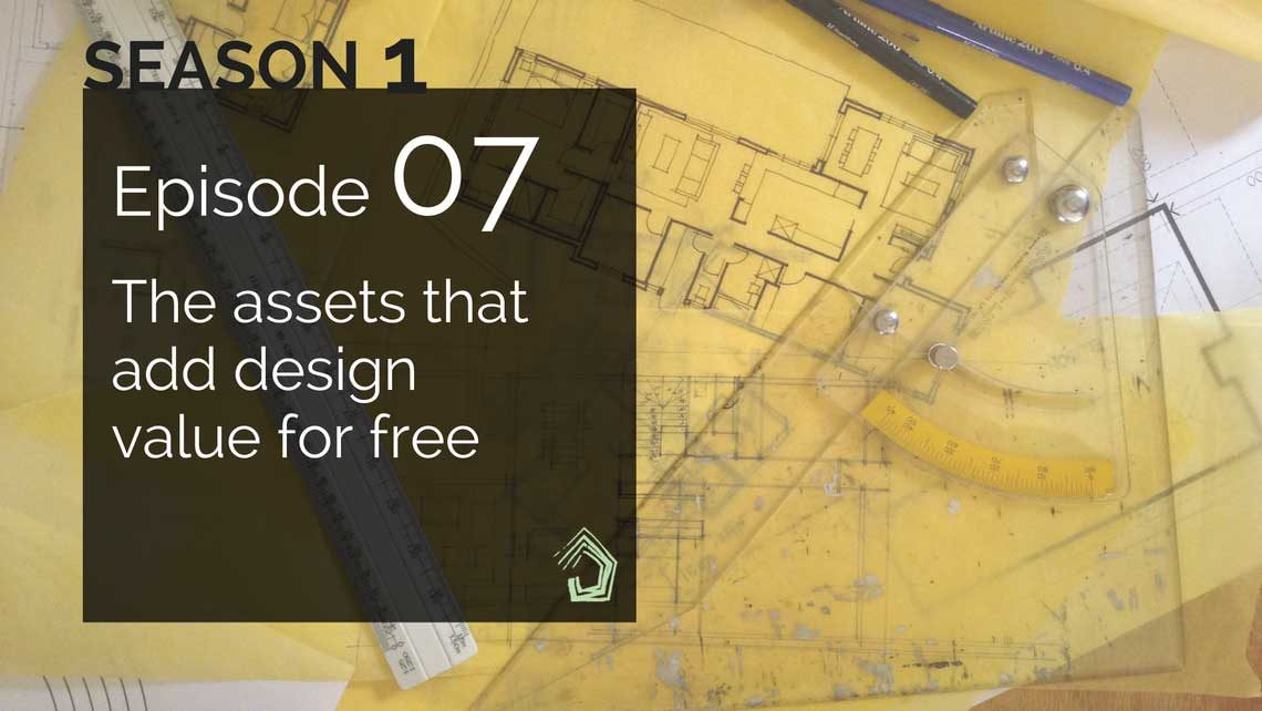 The assets that add design value for free