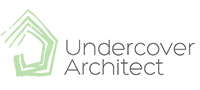 Undercover Architect logo green